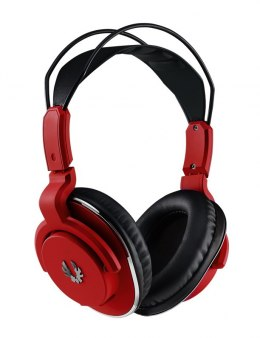BitFenix Flo Gaming Headset, SofTouch Red (BFH-FLO-KRSK1-RP)