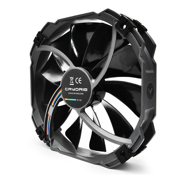 Cryorig XF140 PWM 140mm x 26mm (CR-XFA)