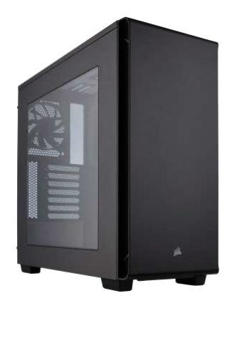 Corsair Carbide 270R Midi-Tower, Czarny, Okno (CC-9011105-WW)