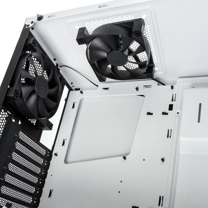 Obudowa Nzxt ELITE S340 Window White (CA-S340W-W2)