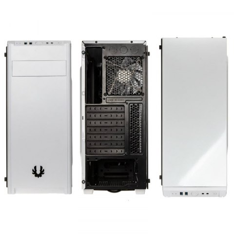 BitFenix Nova TG Midi-Tower Tempered Glass - White (BFX-NTG-100-WWWKK-RP)