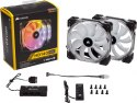 Corsair HD140 RGB LED High Static Pressure 2szt (CO-9050069-WW)