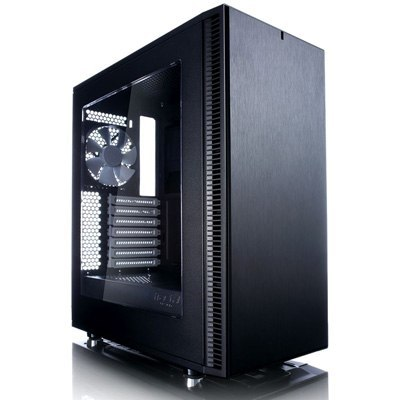 YT - Coffee Lake - Komputer BlackWhite - i3-8100/8GB/1050Ti