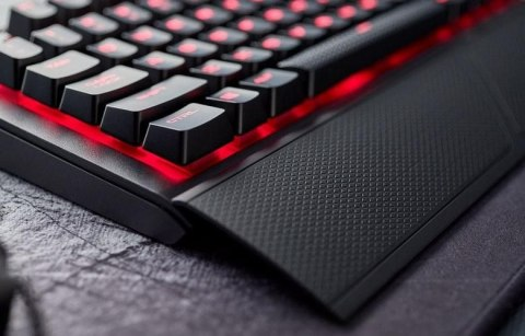 Klawiatura Corsair Gaming K68 Red Led Cherry MX Red (CH-9102020-NA)