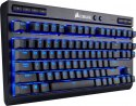 Klawiatura Corsair K63 Blue LED Cherry MX Red (CH-9145030-NA)