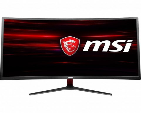 Monitor MSI Optix MAG341CQ Curved czarny 100Hz