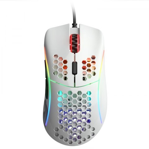 Mysz Glorious PC Gaming Race Model D Glossy White