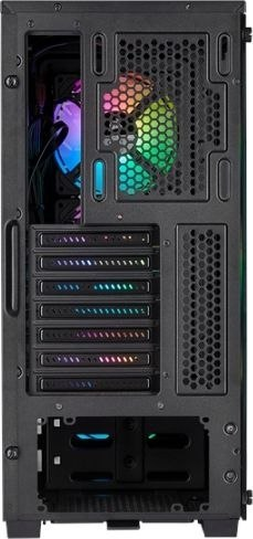 Obudowa Corsair iCUE 220T RGB Airflow Black (CC-9011173-WW)
