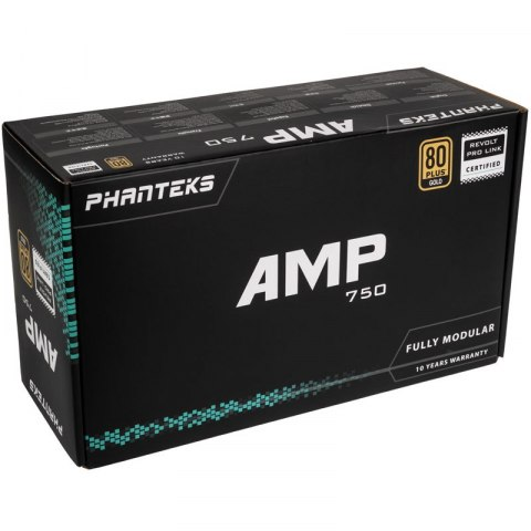 Zasilacz Phanteks AMP 750W 80 PLUS Gold