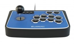 Joystick Lioncast Arcade Fighting Stick do PC, PS4