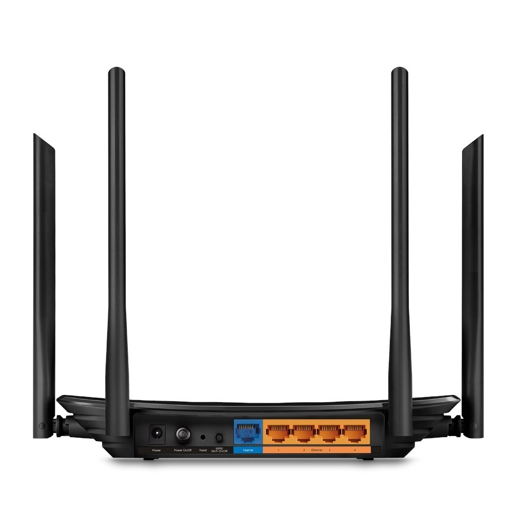 Router TP-Link Archer C6 (1200Mb/s a/b/g/n/ac) DualBand