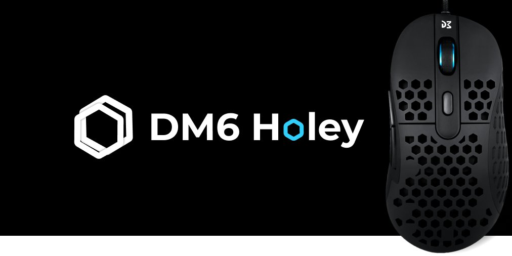 DM6 Holey Holey S w Blackwhite TV
