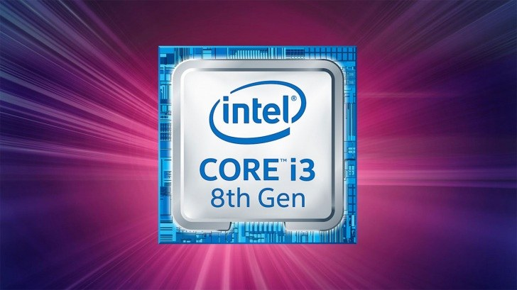 Intel Core I3 8350K Pic1